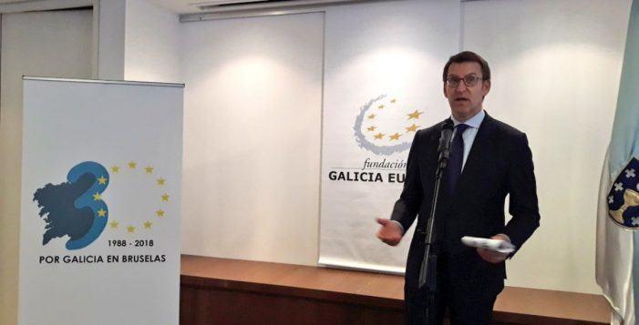 Galicia participará de forma activa na Semana Europea das Rexións e das Cidades que terá lugar en Bruxelas en outubro