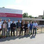 O centro de maiores que a deputación constrúe en Campo Lameiro estará listo nun prazo de mes e medio