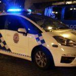 Unha pelexa en rúa Brasil de Vigo entre dous individuos acaba cun axente lesionado