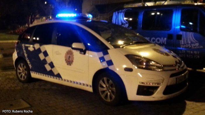 A Policía Local sancionou a 82 persoas por quebrantar o confinamento a fin de semana