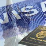 Alertan dunha web que simula ser un portal oficial de EEUU para tramitar unha autorización de viaxe