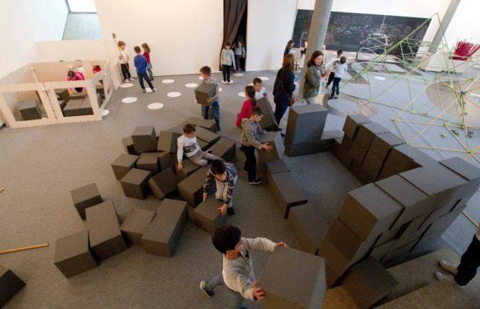 A Cidade da Cultura inaugurará o 13 de setembro 'Argallar', unha mostra viva para que cativada e familias xoguen coa arquitectura