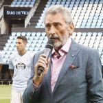 O presidente repasa a actualidade do club en directo en Celta Media