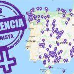 Máis de 200 cidades tinguirase de violeta e decretarase emerxencia feminista