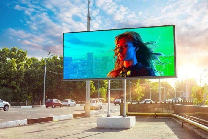 Ventajas de usar las pantallas LED para publicitar