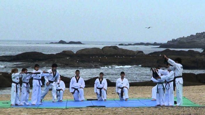 O equipo galego de taekwondo acrobático, Yidam CEIP Balaídos, lanza un crowdfunding para participar no próximo campionato mundial