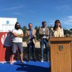 A Deputación leva o seu compromiso coa transición ecolóxica e a redución de plásticos ao Barbeira Season Fest de Baiona