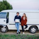 Te contamos cuál es la utilidad del alquiler de furgonetas sin conductor