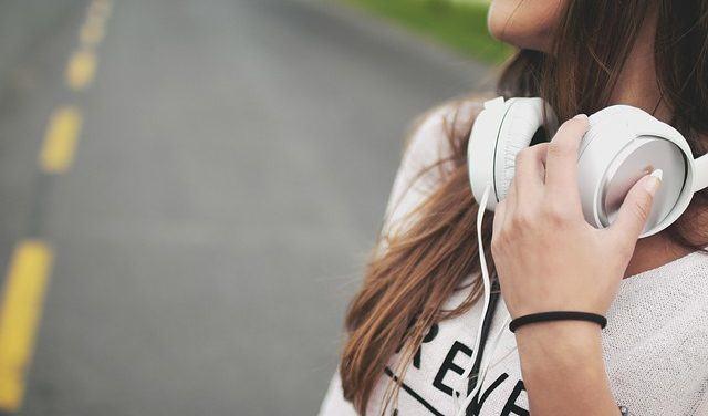 El contenido de audio sin cables