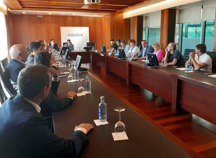 ABANCA presenta ás confrarías da ría de Vigo a súa nova oferta financeira para renovación de flota e proxectos sostibles