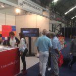 A universidade galega máis tecnolóxica amosa as súas capacidades na feira Mindtech