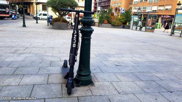Adeus aos patinetes polas beirarrúas en toda España