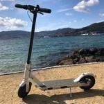 Tres persoas usuarias de patinetes eléctricos denunciadas en Vigo nos últimos días