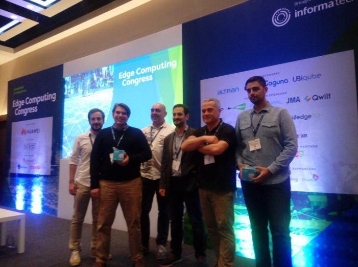 Un premio internacional consolida o liderado do Grupo de Tecnoloxías de Información no ámbito dos sistemas 5G
