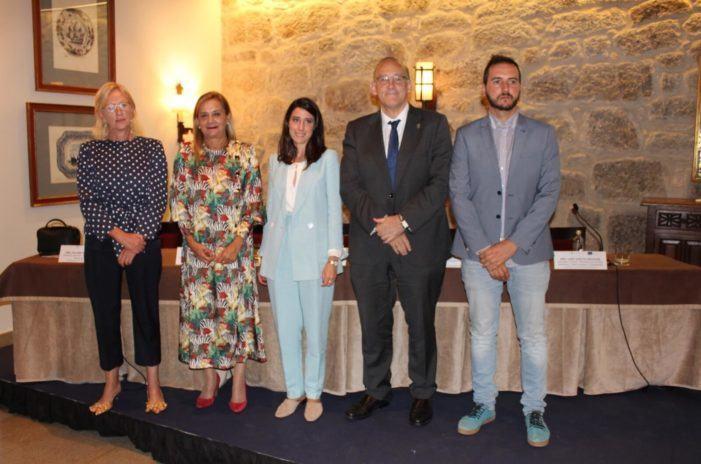 """Carmela Silva reivindica a necesidade de impulsar proxectos ligados á economía azul no workshop """"Retos Atlánticos"""""""