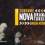 A compañía Feira do Leste convoca o II Certame de Nova Dramaturxia Galega Actual