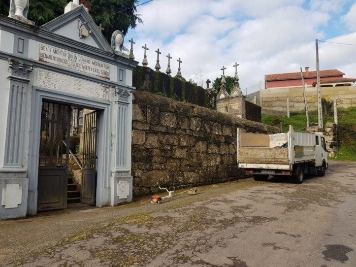 Reforzo da limpeza e recollida do lixo no ámbito dos cemiterios do concello