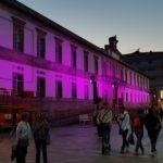 A AECC Vigo convoca mañá unha concentración de mans levantadas no Museo do MARCO para dar a cara contra o cancro de mama