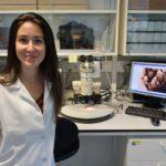 Alba Aguión, primeira galega nunha rede internacional de científicas que aspiran a liderar as decisións sobre o futuro do planeta