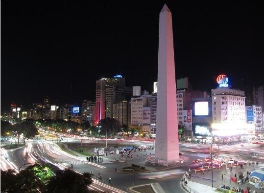 Buenos Aires es una ciudad muy atractiva para los turistas