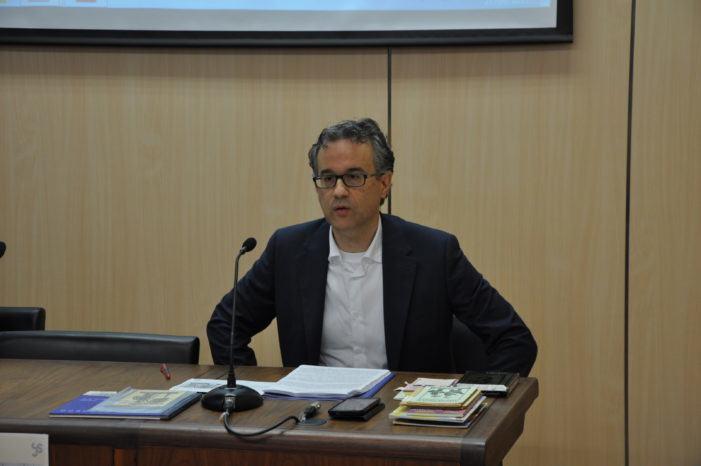 Carlos Nogueira, investigador da Cátedra José Saramago, recibe o prestixioso Premio de Ensaio Jacinto do Prado Coelho