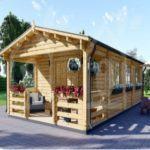 Ventajas de las casas de madera prefabricadas