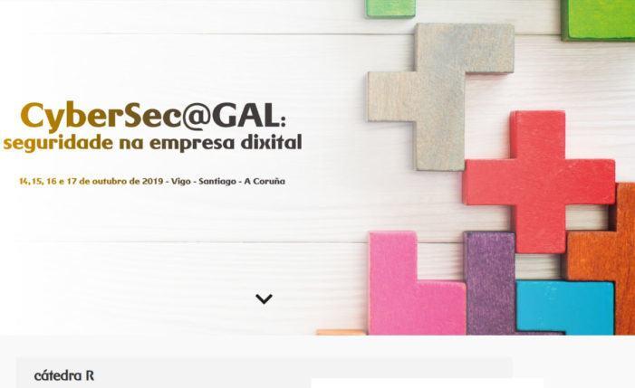 A Cátedra R en Ciberseguridade e o CPEIG impulsan o primeiro foro galego sobre seguridade na empresa dixital