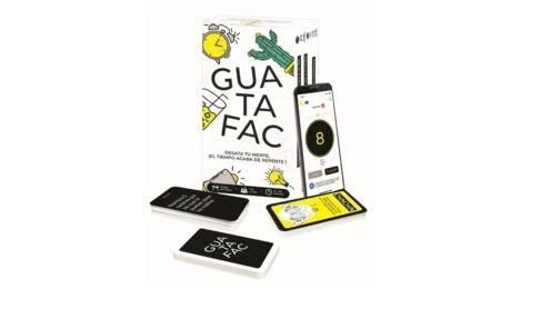 Llega a España el juego de mesa Guatafac, récord de ventas en Francia