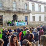 A Coordinadora das Persoas Maiores do Sindicato Labrego apoia a marcha a Madrid en defensa dun sistema de pensións público e digno