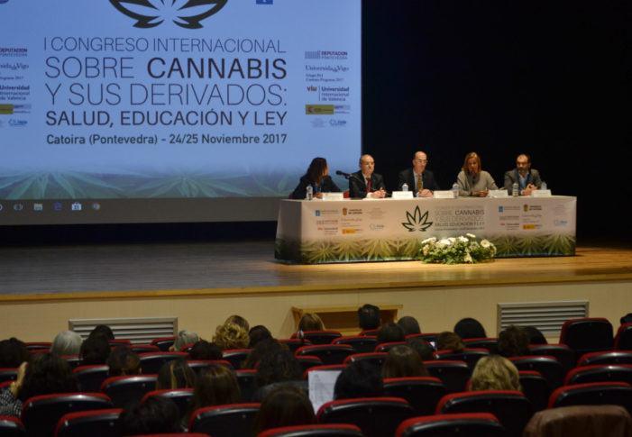 Máis de 250 especialistas e profesionais participarán no II Congreso Internacional sobre Cannabis