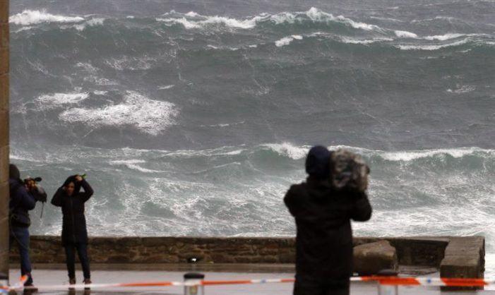 O Goberno da Deputación activa o protocolo de seguimento do temporal na provincia