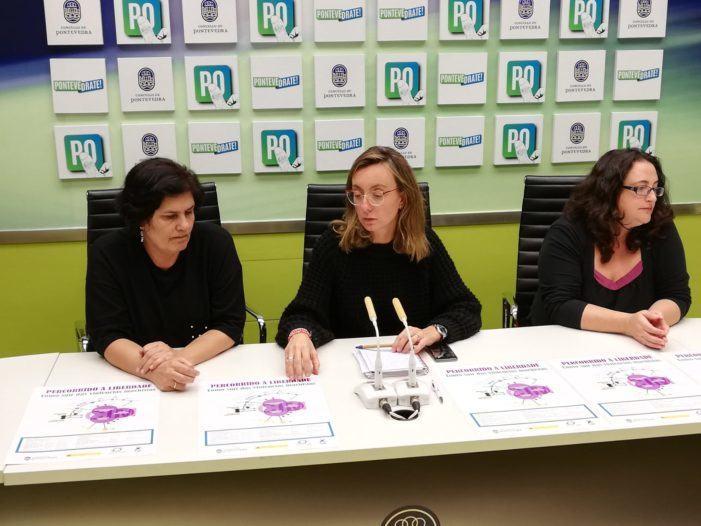 A iniciativa de apoio ás vítimas de violencia de xénero 'Percorrido á Liberdade' inaugura o programa de actos organizados por Igualdade con motivo do 25N