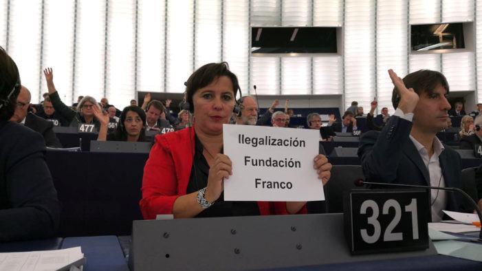 Ana Miranda insta ao próximo presidente do Estado a ilegalizar a Fundación Franco