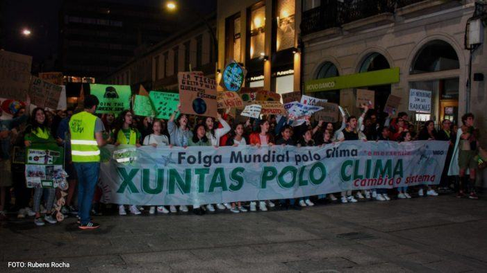 Fridays for Future Vigo rexeita o Black Friday