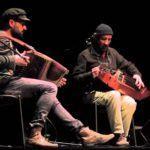 Continúa o ciclo de concertos de Carlos Quintá e a aula de acordeón diatónica da E - Trad inspirado en «Sonoro empeño»