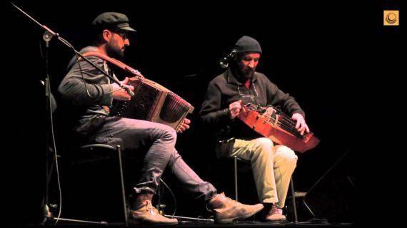 Continúa o ciclo de concertos de Carlos Quintá e a aula de acordeón diatónica da E – Trad inspirado en «Sonoro empeño»