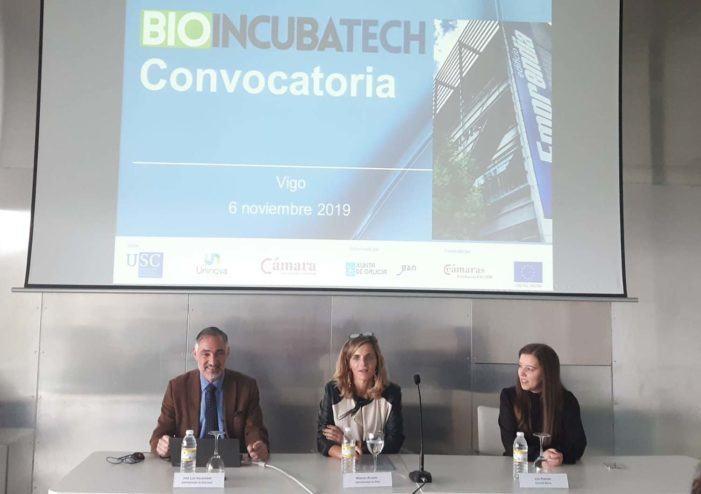 Presentada no campus a primeira bioincubadora especializada en proxectos biotecnolóxicos aplicados aos ámbitos da saúde e agroalimentario