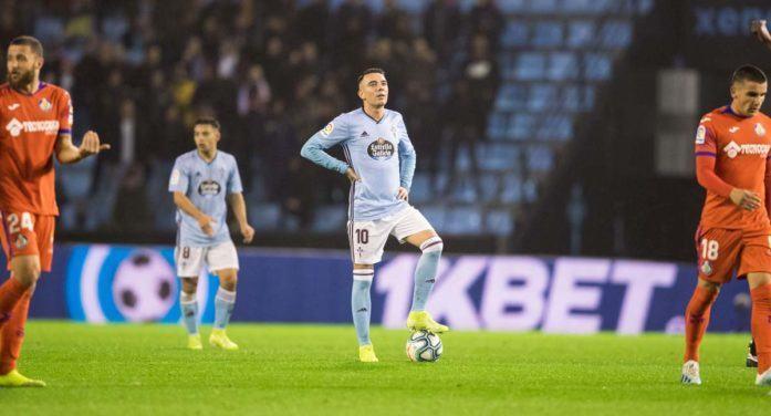 O RC Celta xa coñece os horarios dos seus partidos ante Villarreal e Valladolid