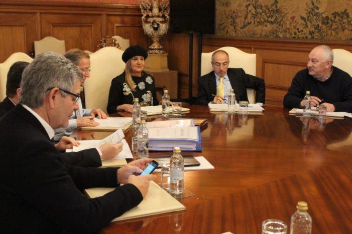 A Deputación aproba as bases do novo Pontegal 2020 e amplía o investimento ata os 900.000 euros para a promoción da cultura da provincia