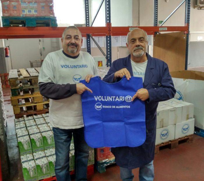Aínda se necesitan 600  voluntari@s para que o Banco de Alimentos poida levar a cabo a sua Gran Recollida