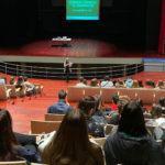 A Universidade dáse a coñecer entre máis de 300 estudantes do Salnés nas Xornadas comarcais de orientación