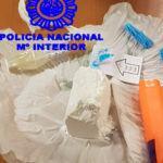 Detienen en Isaac Peral a una organización dedicada a la distribución de cocaína