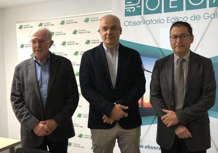 O Observatorio Eólico de Galicia propón melloras para incrementar os recursos que este sector deixa nos espazos rurais
