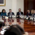 """Carmen Calvo: """"Hace mucha falta que la política sea útil y constructiva"""""""