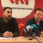 """Paulo Carril: """"Ante a reforma laboral non hai transición posíbel, ten que haber ruptura democrática"""""""