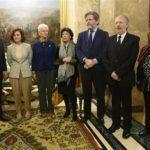 """Calvo pide recordar el Holocausto como el """"mejor pilar ético y político"""" de defensa de la democracia"""