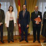 El Gobierno se reúne con la Spain Film Commission para impulsar un hub audiovisual en España