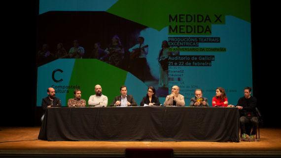 A Rede Galega de Teatros e Auditorios contribúe á programación de artes escénicas de Santiago con 19 funcións de 10 compañías