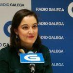 """""""É o tempo das mulleres"""", afirma Eva Solla na entrevista de Galicia por Diante, na Radio Galega"""