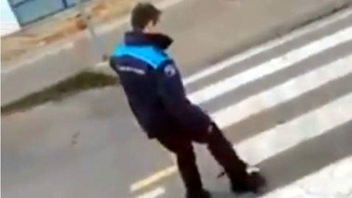 PACMA denuncia al policía de Pontedeume que pateó a un gatito